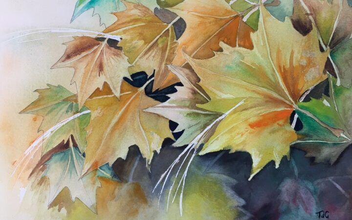 Autumn leaves (2)