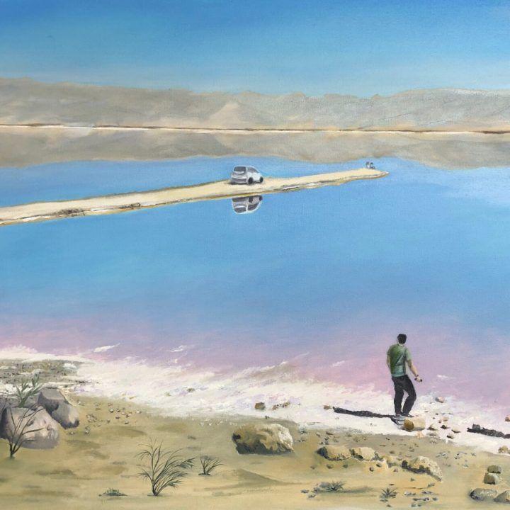 Iran, Salt-lake