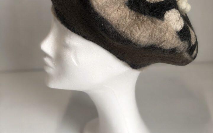 Headgear 2 Feltwork